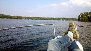 Bootstour auf der Dahme