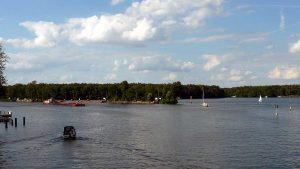 Schmöckwitz liegt direkt am Wasser und ist ein Freizeitparadies
