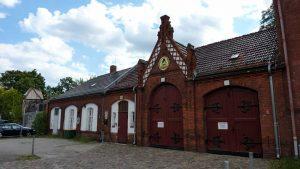 Schmöckwitz Ortskern - Historische Feuerwache