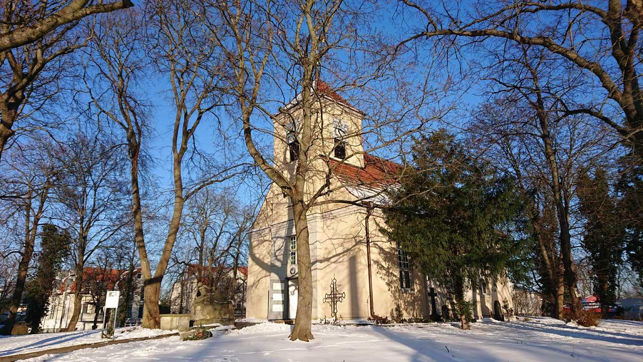 Dorfkirche Alt-Schmöckwitz